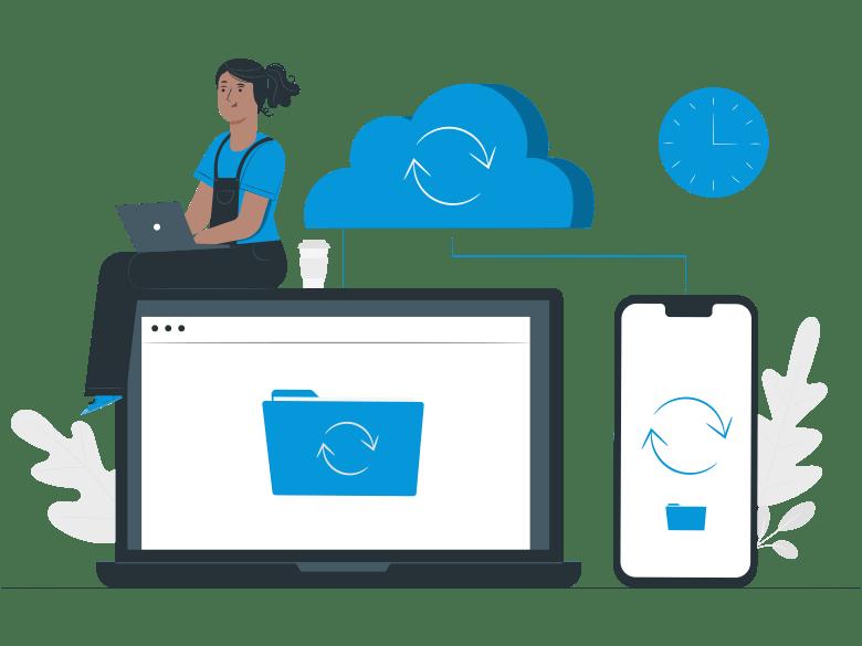 Funnel Groups - Padrao Google e iCloud